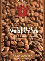 Cardápio do Wãlakkhilya Kafé & Bistrô
